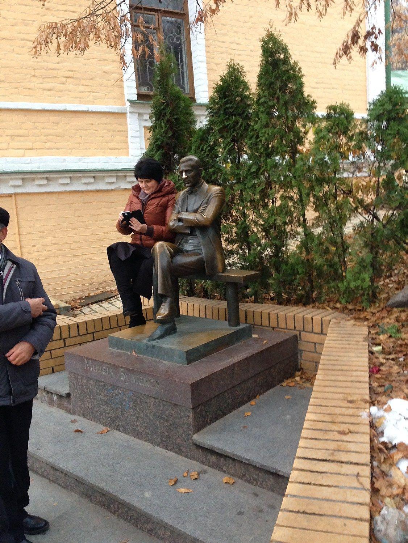 """Kijevo mozaika: apie """"karo mokestį"""", slavų tautą ir paminklą korupcijai"""