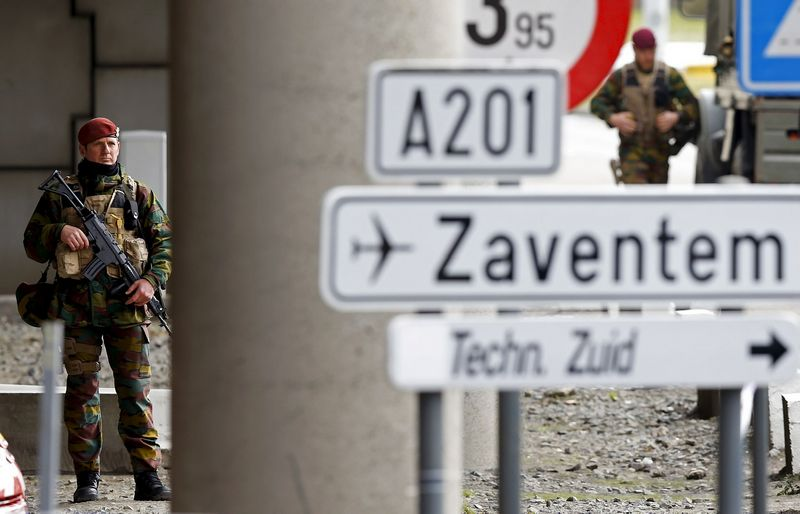 """Teroro aktų 2016 m. buvo, bet tai nebuvo dominuojanti metų tema. """"Reuters"""" nuotr."""