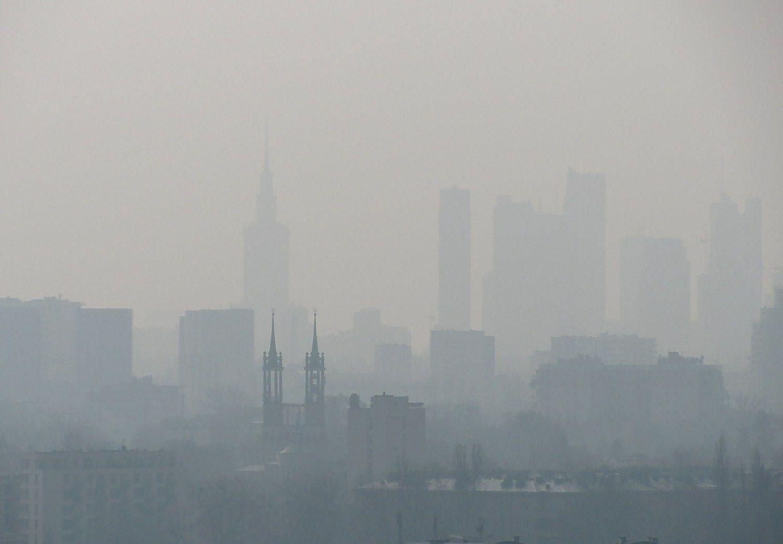 Lenkijos miestelyje oro tarša didesnė nei Pekine