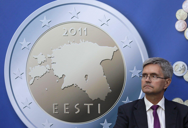 Estai vis dar neiškeitė kronų, kurios vertos beveik 46 mln. Eur