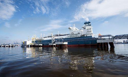 Pirmasis mažos apimtiesSkGDlaivas pasiekė Klaipėdą