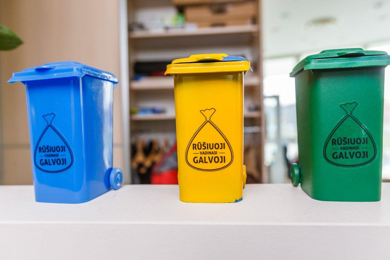 Įsigaliojo atliekų tvarkymo ir apskaitos naujovės