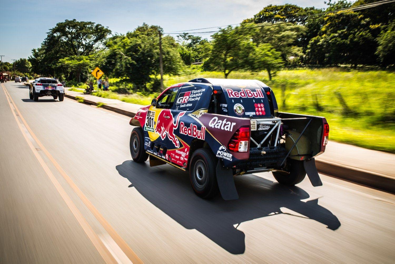 Pirmas Dakaro ralio ruožas lietuviams – sunkesnis nei laukė