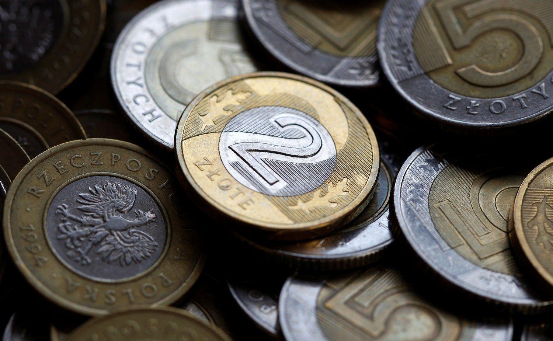 Lenkija minimalią senatvės pensiją didina iki 1.000 PLN