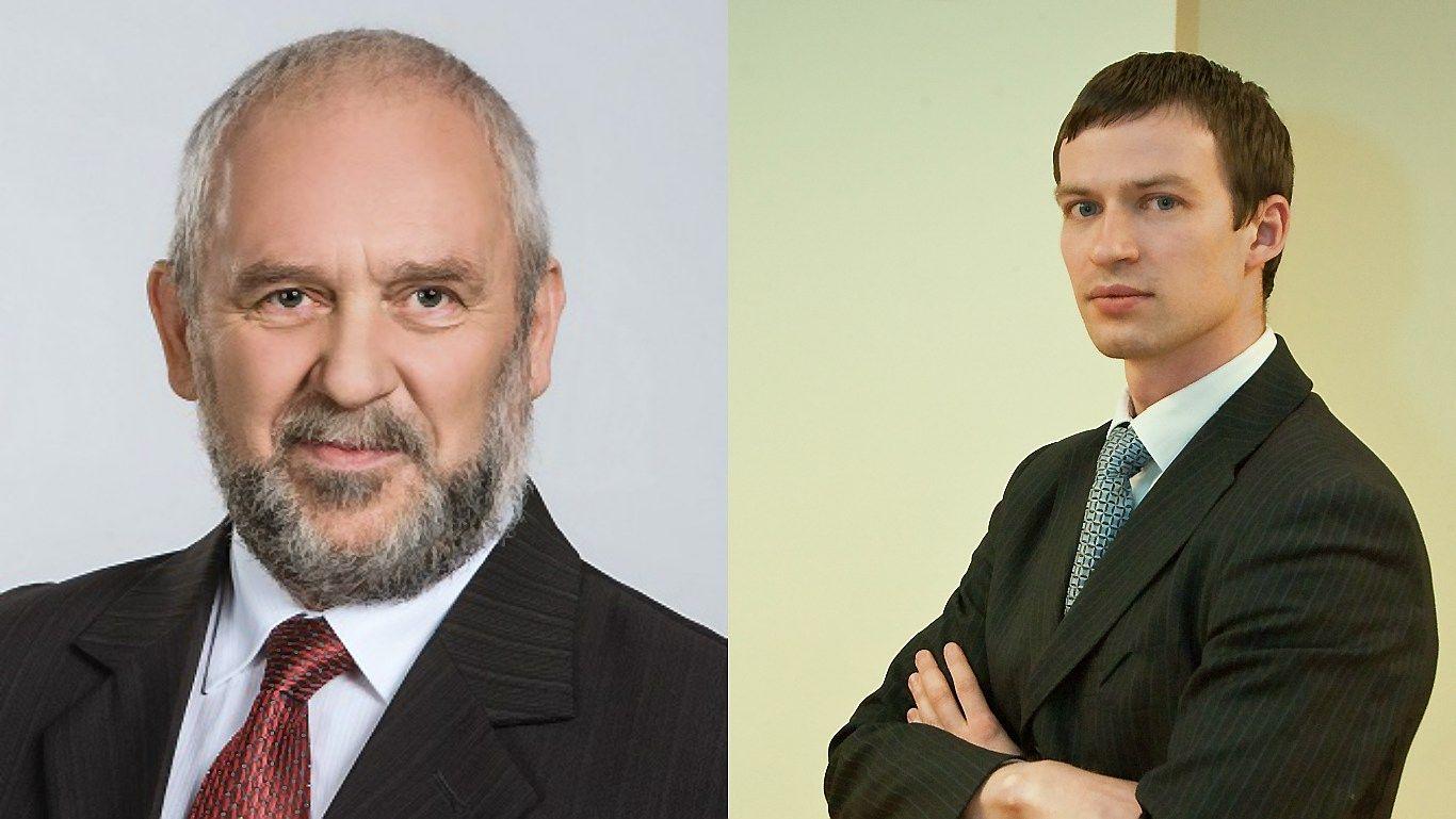 Energetikos ministras paskyrė du viceministrus