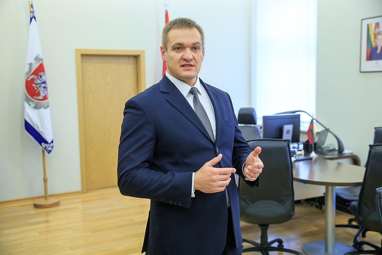 Interviu su vidaus reikalų ministru: atgimsta FNTT naikinimo idėja