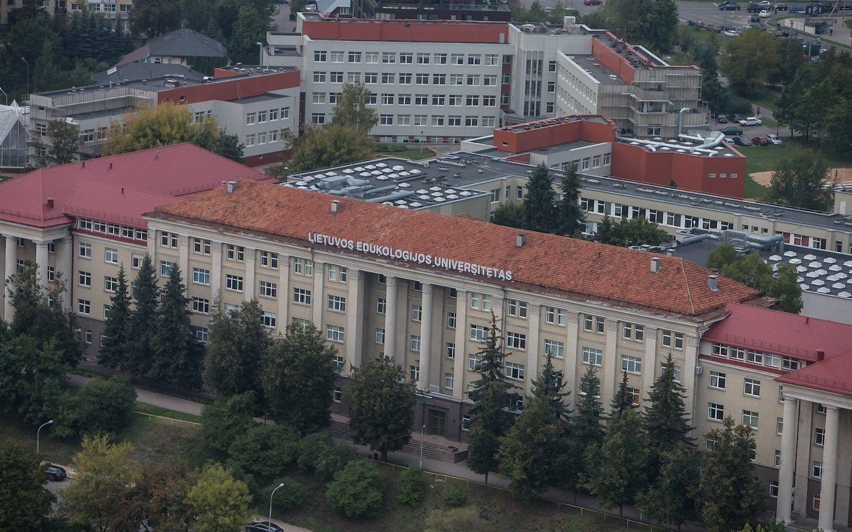 Du universitetai žada susijungti iki šių metų pabaigos