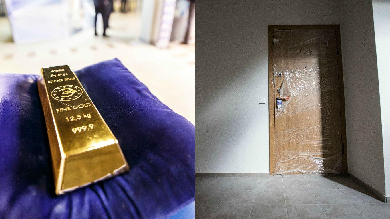 Lietuviai tiki auksu ir NT, bet investuoja kitur