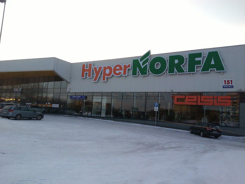 """""""Norfa"""" už 4,5 mln. Eur atidarė didžiausio formato parduotuvę"""