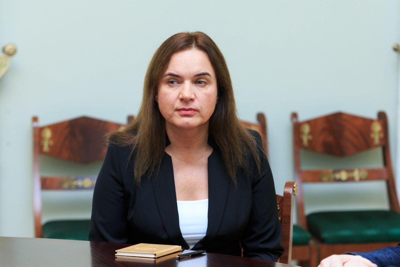 Vainiutės komandoje pradėjo dirbtitrys teisingumo viceministrai