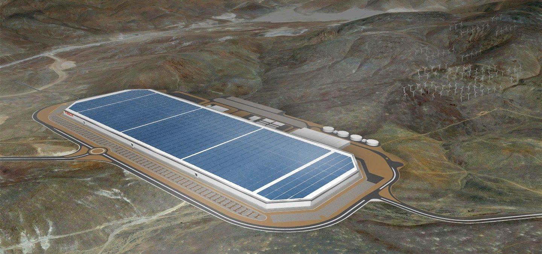 """Lenktynės dėl """"Tesla Gigafactory"""": ką pasiūlė Nevada"""