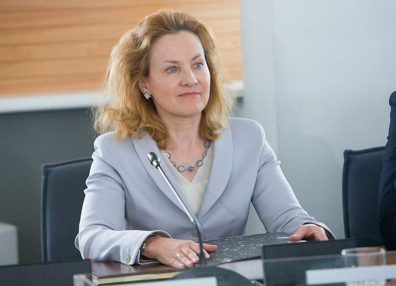 Alma Vaitkunskienė, Vilniaus savivaldybės administracijos direktorė Juditos Grigelytės (VŽ) nuotr.