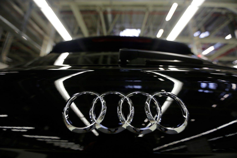 """""""Audi"""" pardavimai Lietuvoje augo 20%"""