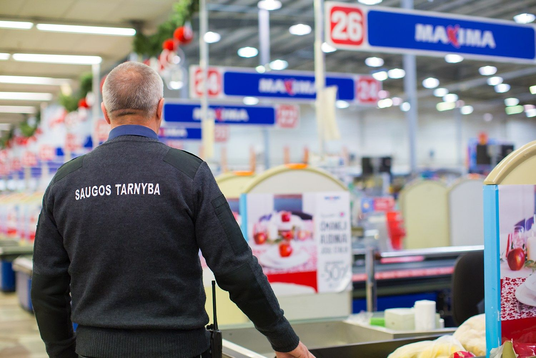 """""""Maxima LT"""" atskyrė apsaugos paslaugą, įsteigė 4 įmones"""