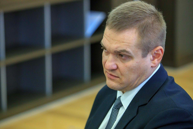 Vidaus reikalų ministras: FNTT gali būti sujungta su VMI