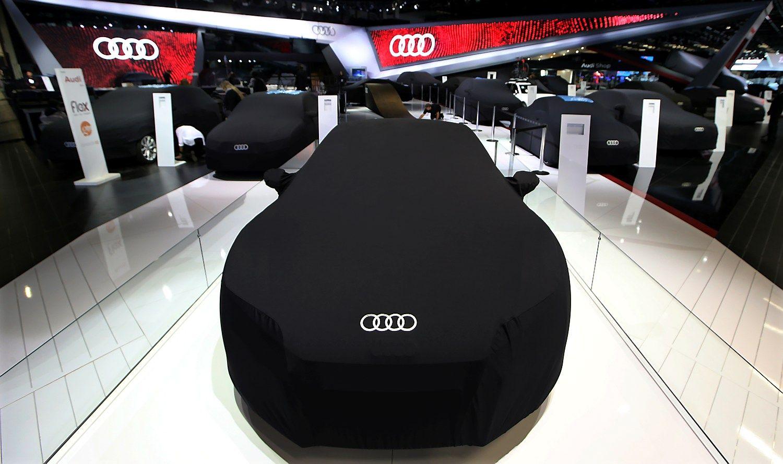 """""""Audi"""" savavaldžius kurs su """"Nvidia"""""""