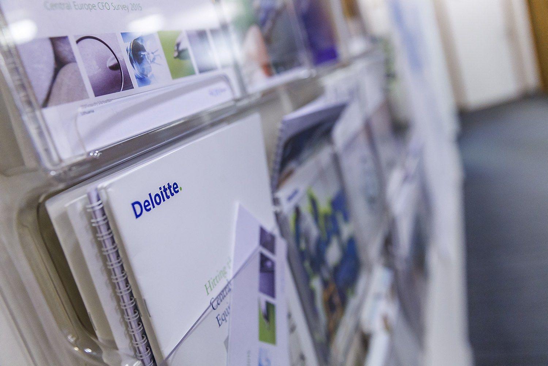 """24,5 mln. Eur ieškinys """"Deloitte Lietuvai"""": ilgai ir brangiai"""