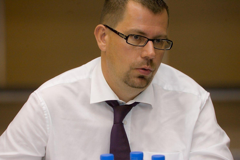 Komercijos atašė Izraelyje pareigas eis Raimondas Martinavičius