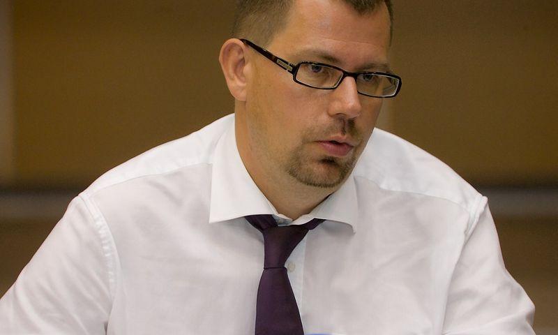 Raimondas Martinavičius, paskirtasis komercijos atašė Izraelyje. Vladimiro Ivanovo (VŽ) nuotr.