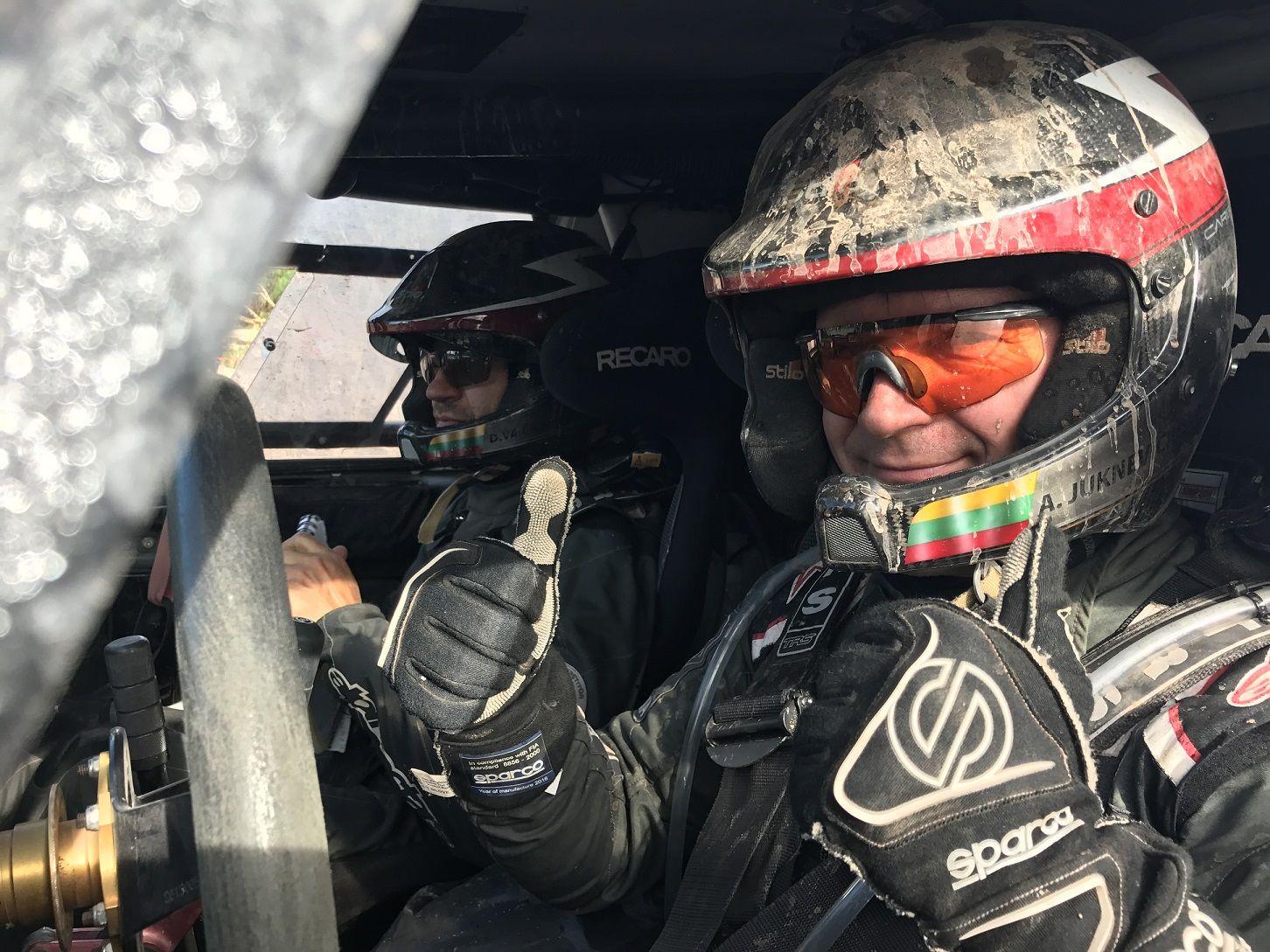Ketvirtame Dakaro ruože Juknevičius finišavo 29, Žala baigė pasirodymą