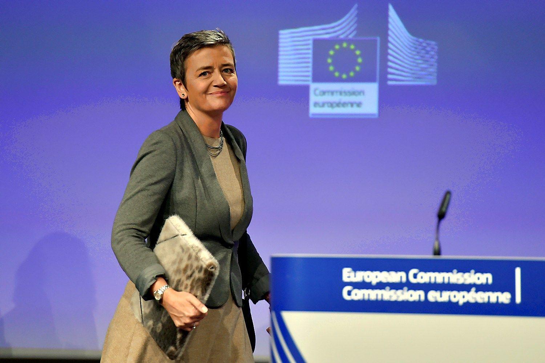 ES pirmauja rekordinėje pasaulio kovoje su karteliu
