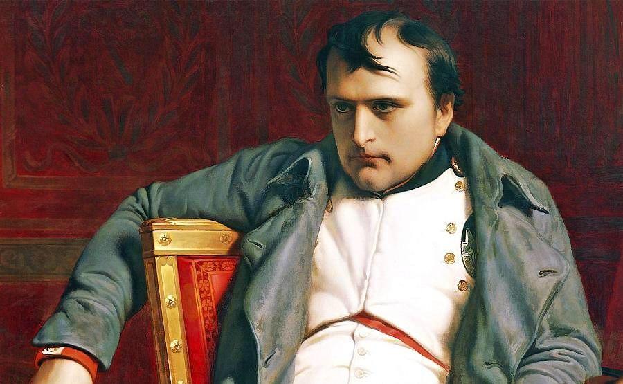 """""""Iliustruotoji istorija"""": Napoleono imperijos griūtis"""