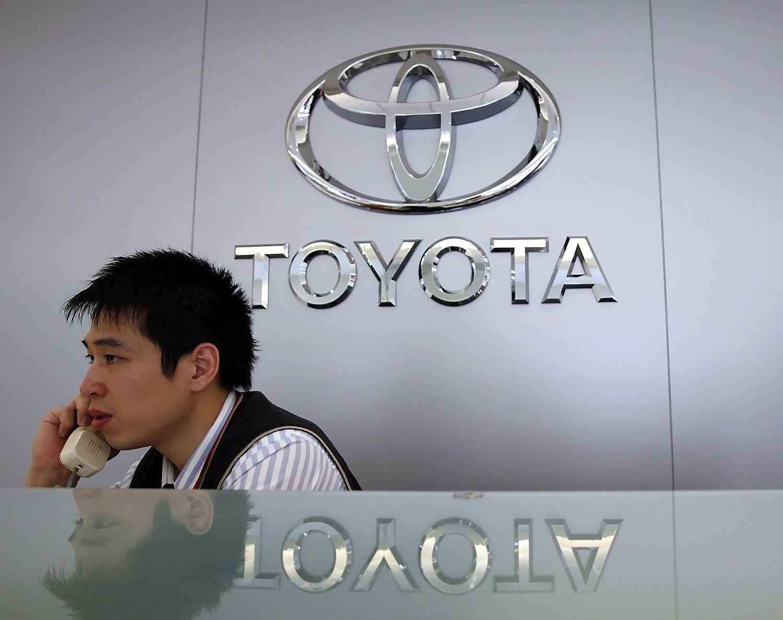 """Europoje """"Toyota"""" pardavė 6% daugiau"""