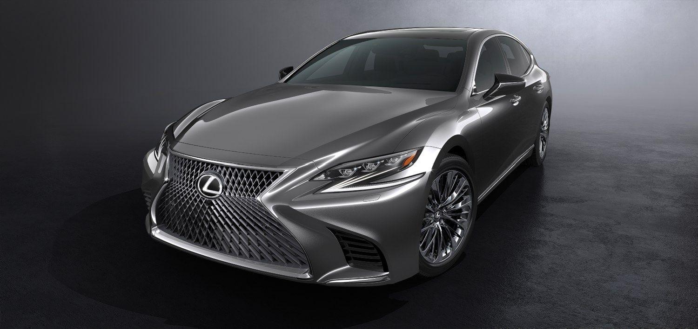 """""""Lexus"""" atskleidė, kaip atrodys prabangiausias gamos sedanas"""