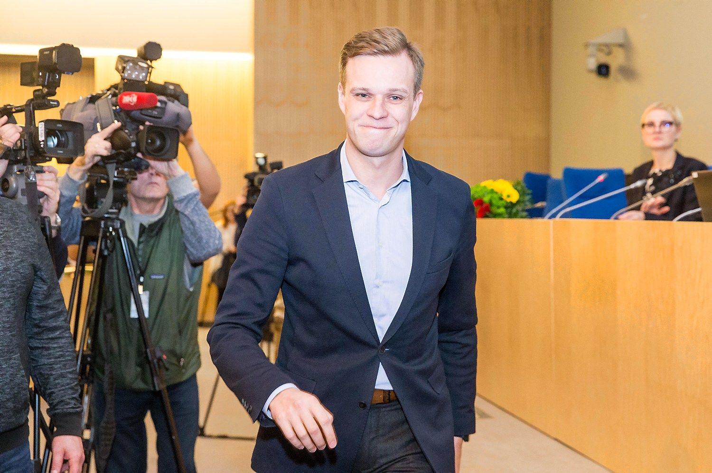 Pirmininko rinkimuose Landsbergiui oponentų nepritrūks