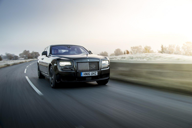 """Rolls-Royce"" parduota 6% daugiau: pirko JAV ir Europa"