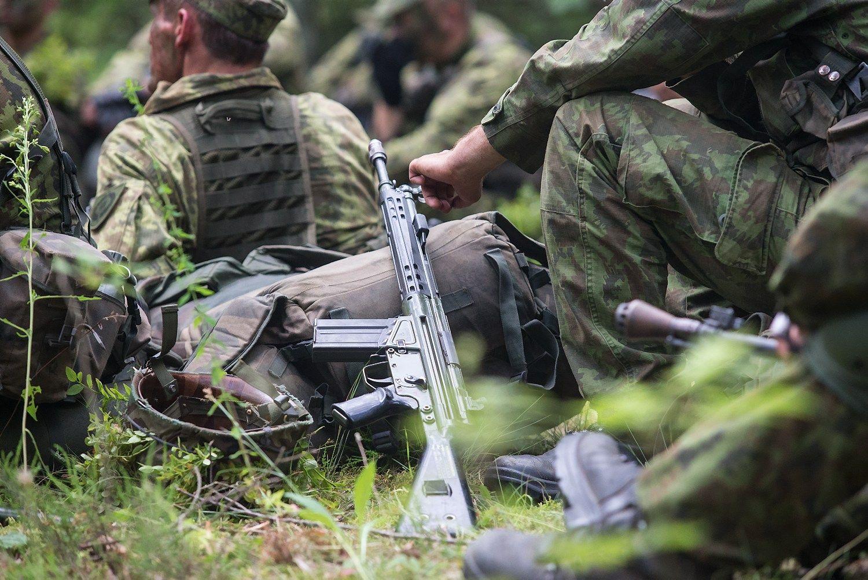 Naujoje Saugumo strategijoje žadama didinti gynybos finansavimą