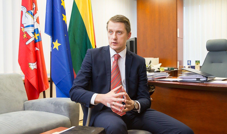 Energetikos ministras: nacionalinė energetikos strategija– vasarą