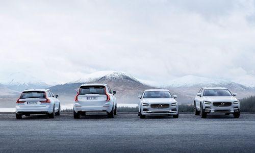 """""""Volvo"""" pardavimų rekordą atnešė ir seni, ir nauji modeliai"""