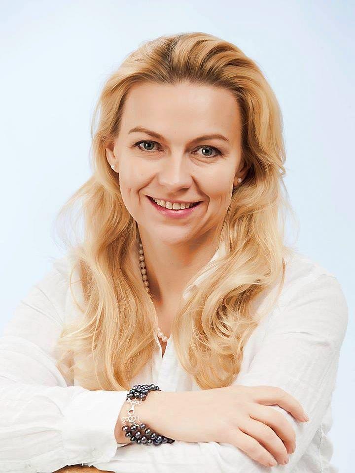 Raminta Stanaitytė-Česnulienė. Finansų ministerijos nuotr.