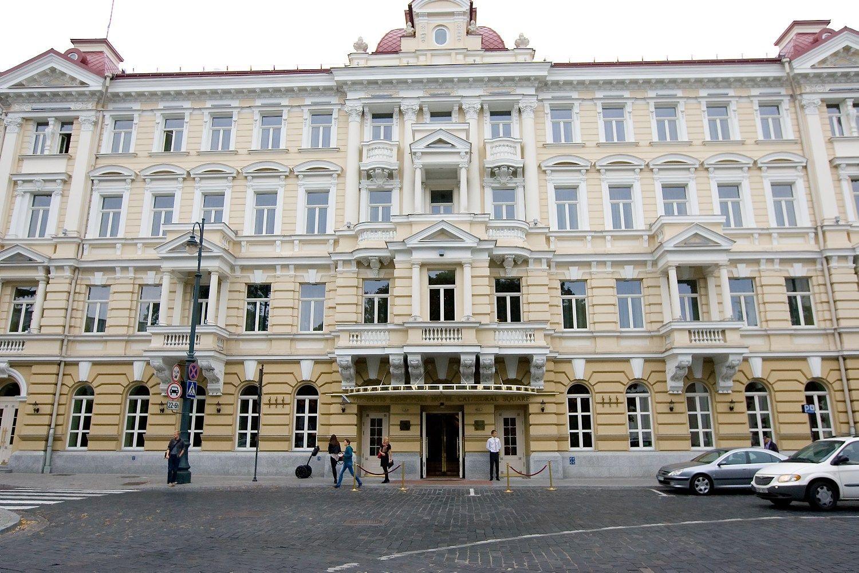 """Vilniaus """"Kempinski"""" vadovausjauniausias grupės generalinis direktorius"""