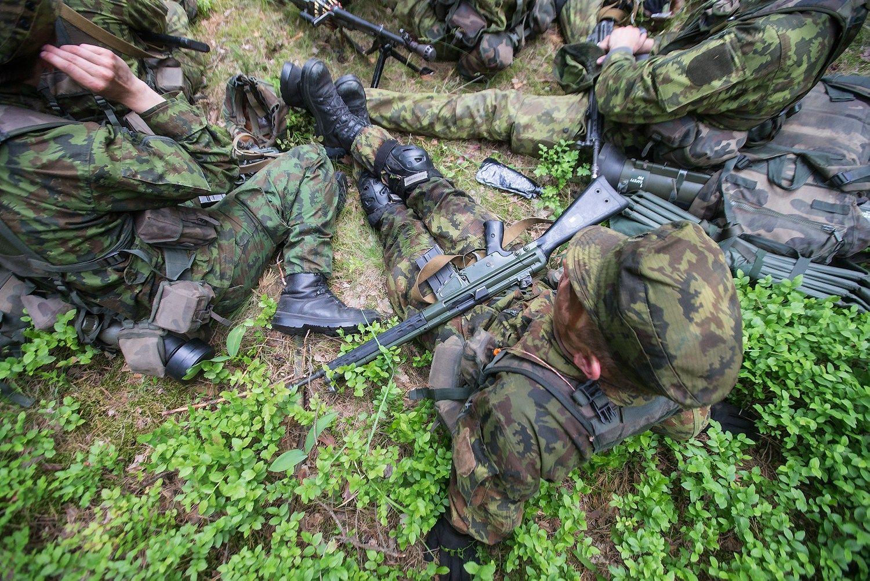 Premjeras: visuotinis šaukimas į kariuomenę galimas jau 2019-aisiais