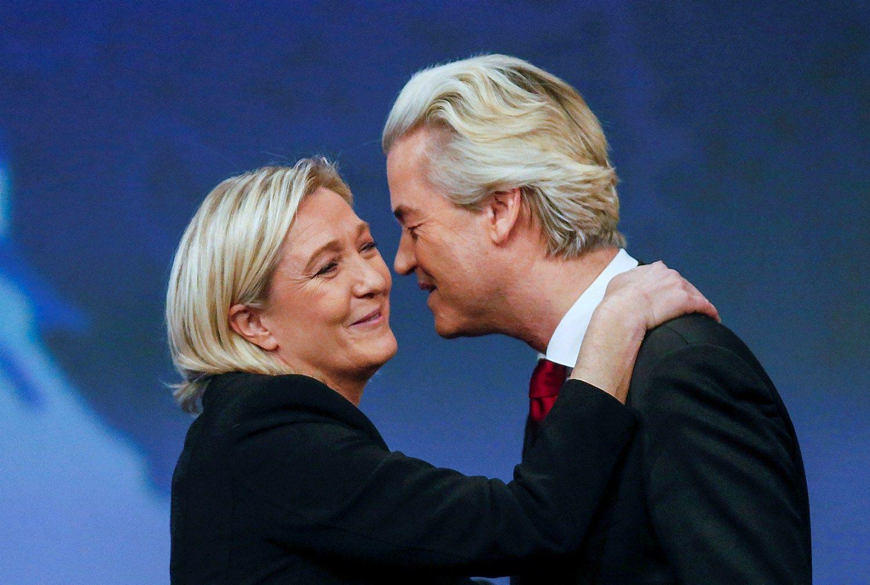 Europa nerimsta dėl galimos Maskvos įtakos