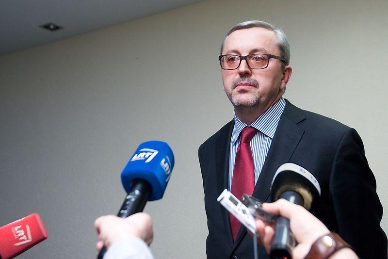 Audriui Siaurusevičiui, LRT generaliniam direktoriui pastaruoju metu tenka dažnai atsiprašinėti. Juditos Grigelytės (VŽ) nuotr.
