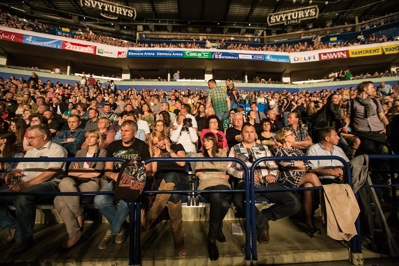 Citrina Vilniaus arenoms: išvengti NT mokesčio nepavyko