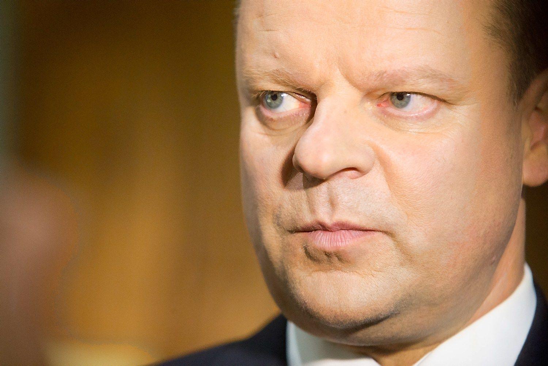 Premjeras: Lietuvoje galėtų likti 5 universitetai