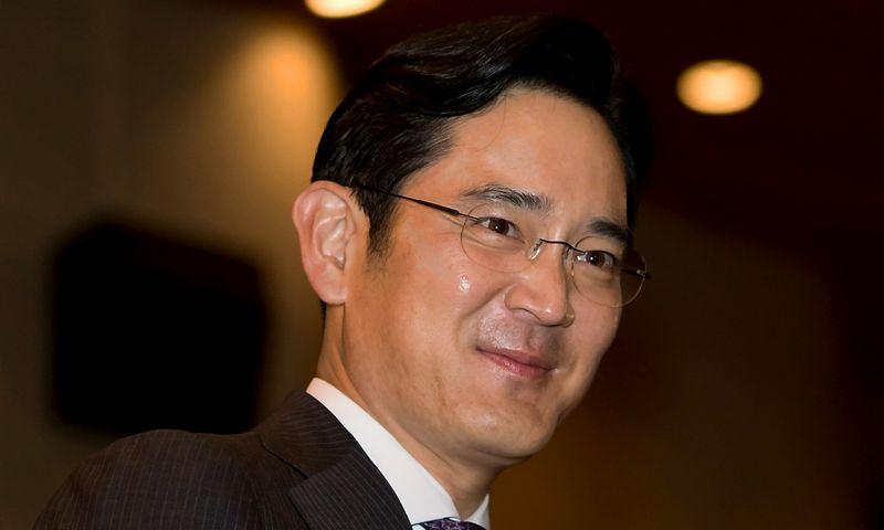 """""""Samsung"""" vadovas Jay Y. Lee. Cho Seong-joon (""""Reuters"""" / """"Scanpix"""") nuotr."""