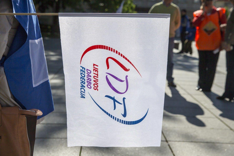 Trišalėje taryboje – nemoki Lietuvos darbo federacija