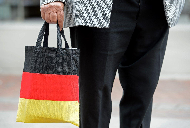 2016-ieji Vokietijos ūkiui buvo geriausi per penkerius metus