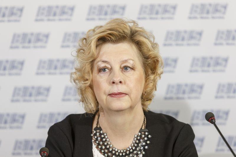 """Dalia Matukienė, Smulkaus ir vidutinio verslo tarybos pirmininkė: """"Dirbantys savarankiškai lyg iš giedro dangaus sužinojo, kad nuo šių metų turės mokėti kur kas daugiau."""" Vladimiro ivanovo (VŽ) nuotr."""