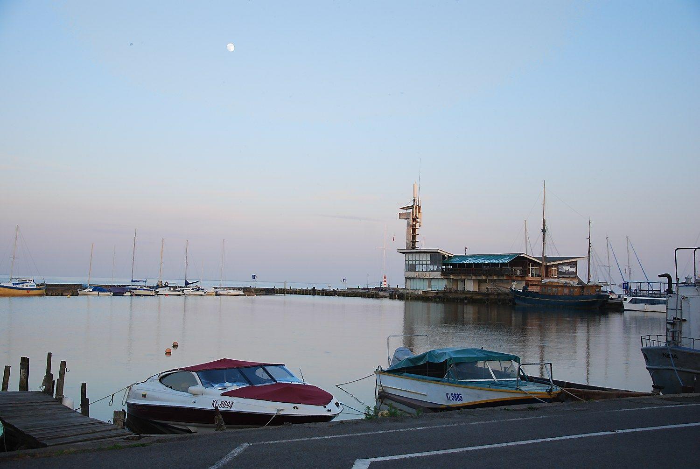Nidos jachtų prieplaukos pastato laukia pokyčiai