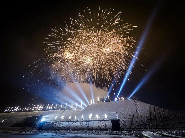 Klaipėda pradėjo kultūros sostinės metus