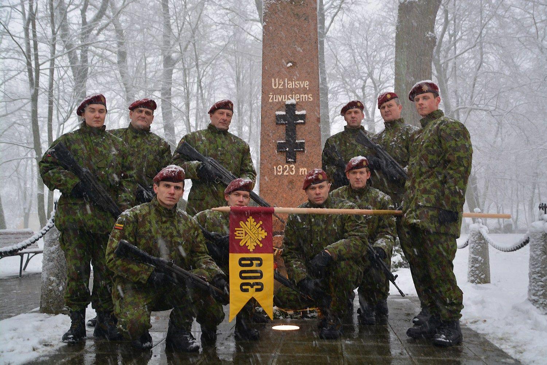 Paminėtos Klaipėdos krašto prijungimo prie Lietuvos 94-osios metinės