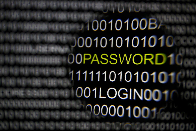 Paskelbti populiariausi interneto slaptažodžiai