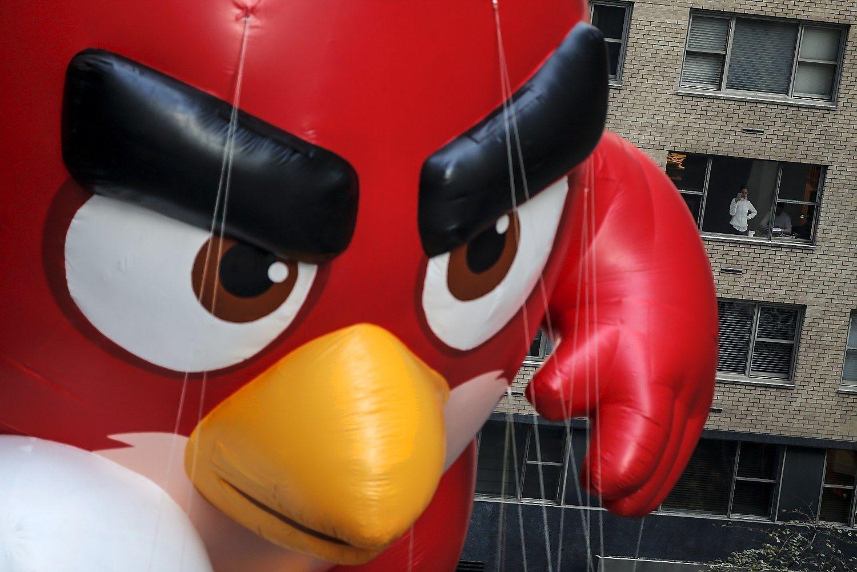 """""""Angry Birds"""" kūrėjai atidaro studiją Londone"""