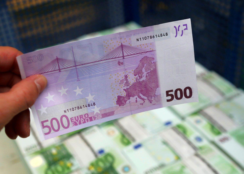 Vyriausybė pasiskolino 10 mln. Eur